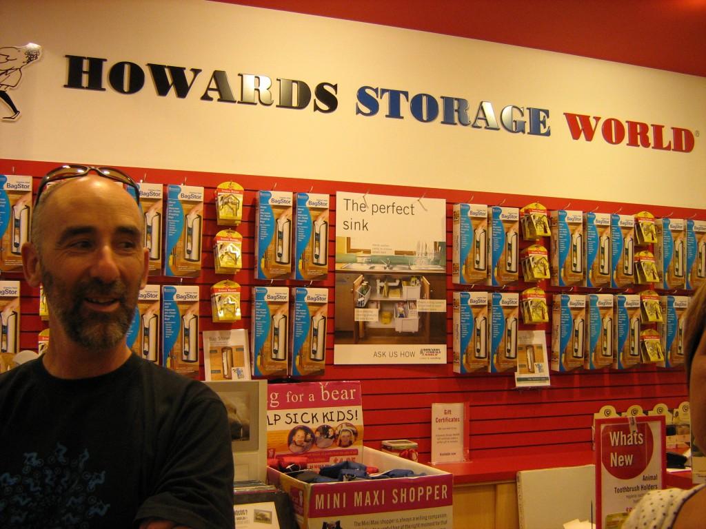Howards storage world world of worlds photo tour - Howards storage ...