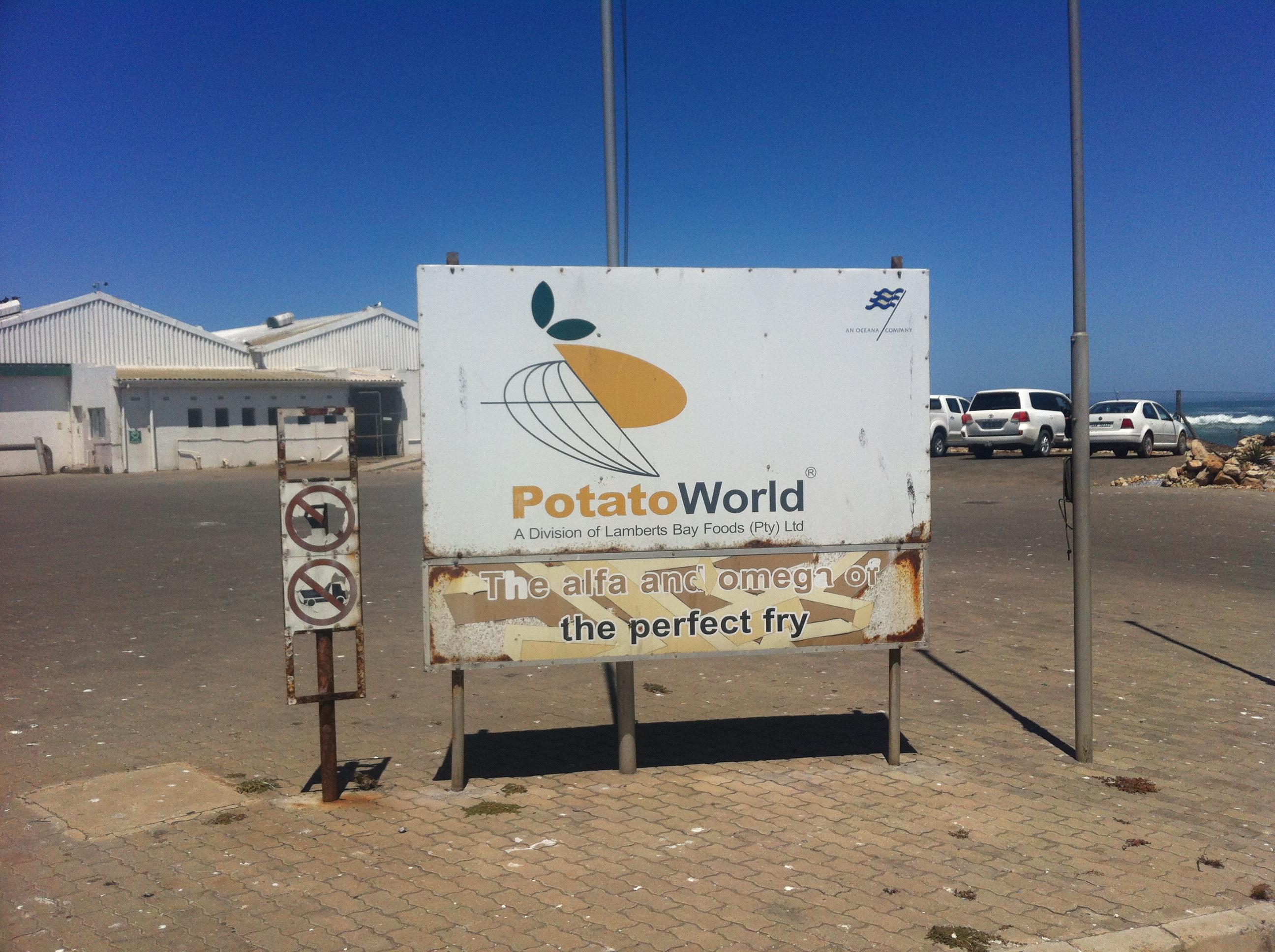 Potato World