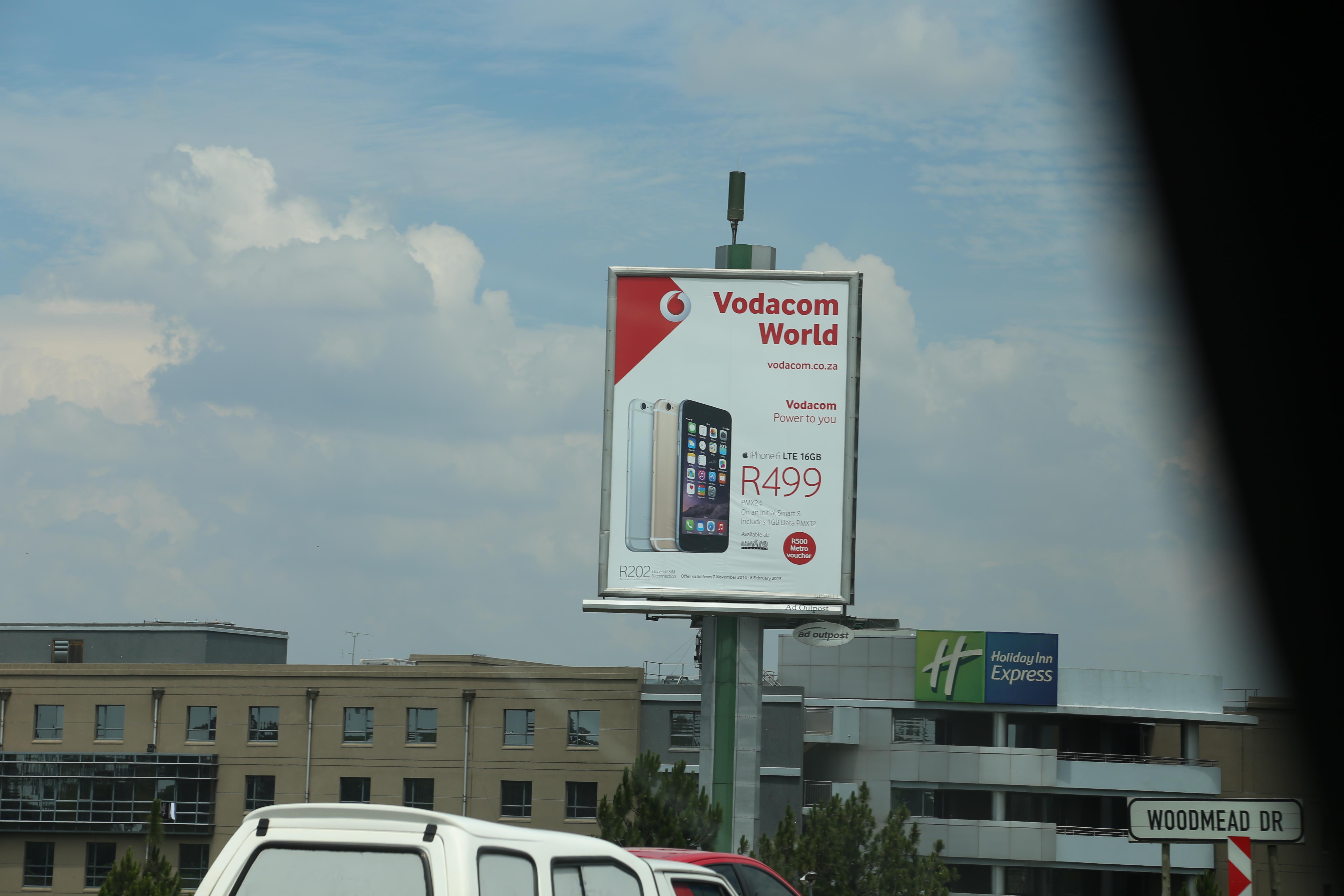 Vodacom World